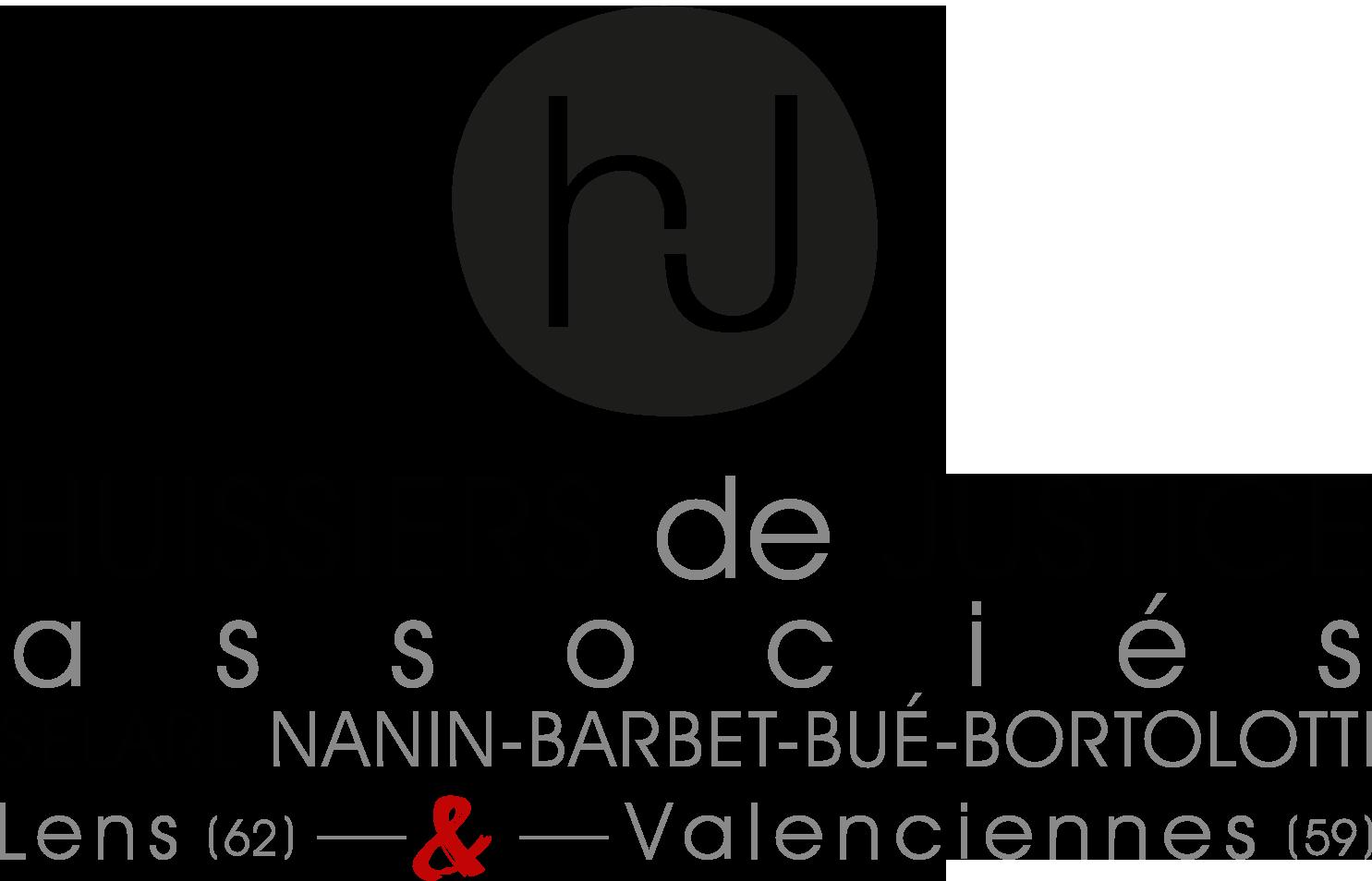 SELARL NANIN - BARBET - BUE - BORTOLOTTI Huissiers de Justice à Lens dans le  (62)